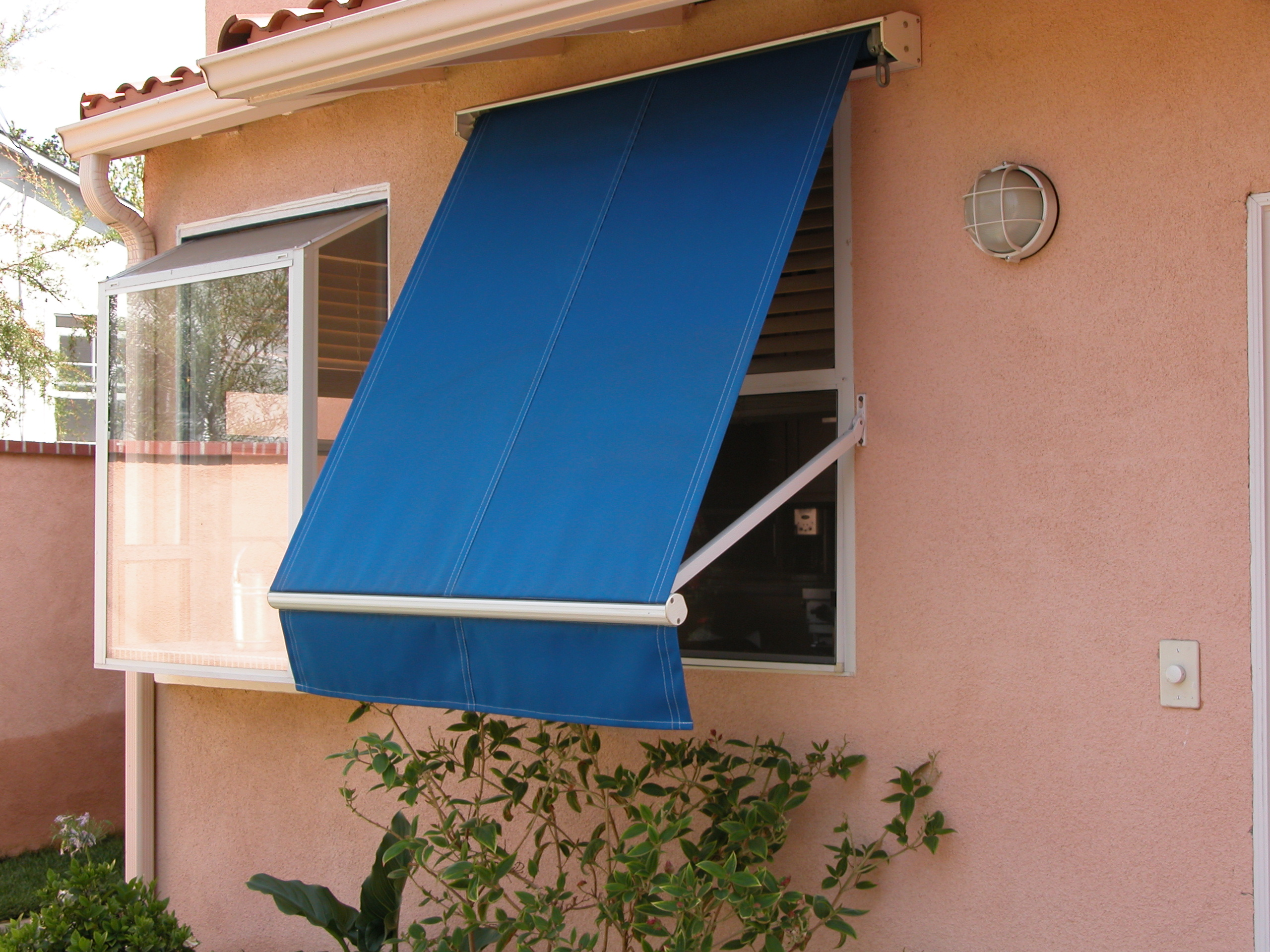 Retractable Canvas Awnings Alabamasea